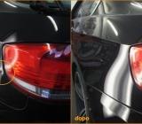 Bolla BMW serie 3 Prima & Dopo