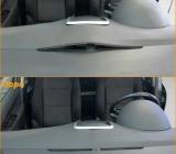 Cruscotto Peugeot 207 Prima & Dopo